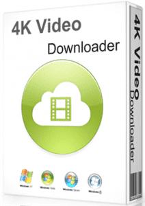 4k video Downloader Activation Code / Product Key / Serial Key