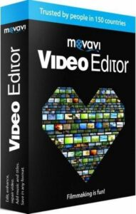 Movavi Video Editor Activation Code / Product Key / Serial Key